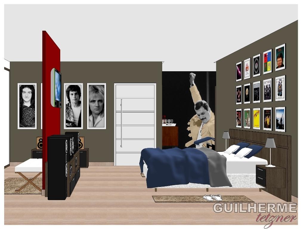 Projeto Quarto Queen: Um projeto para o futuro - Por: Guilherme Tetzner   Leia Mais em: http://www.queennet.com.br/06/10/2012/quarto-queen-um-projeto-para-o-futuro/?preview=true&preview_id=20263&preview_nonce=a4ea2803e5