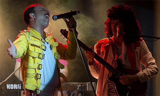 O grupo Classical Queen recria, nos mínimos detalhes, o visual e som do grupo de Freddie Mercury