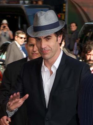 Sacha Baron Cohen Foto: BangShowBiz / BangShowBiz