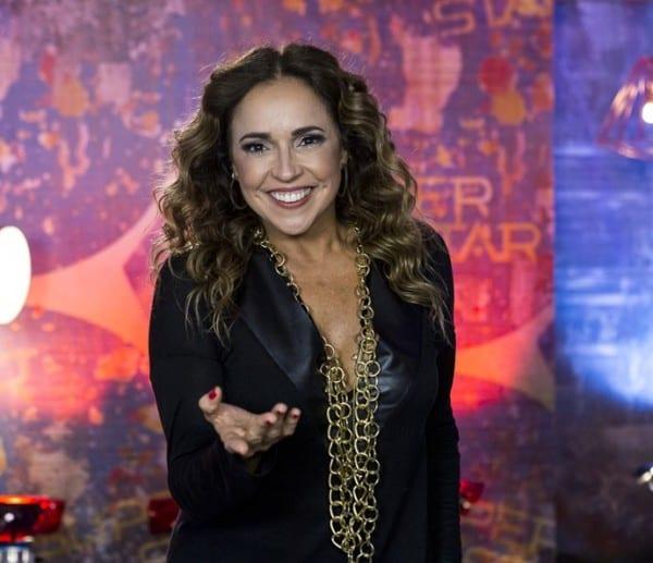 Daniela Mercury comenta sobrenome igual ao do cantor da banda Queen (Foto: Ellen Soares/Gshow)
