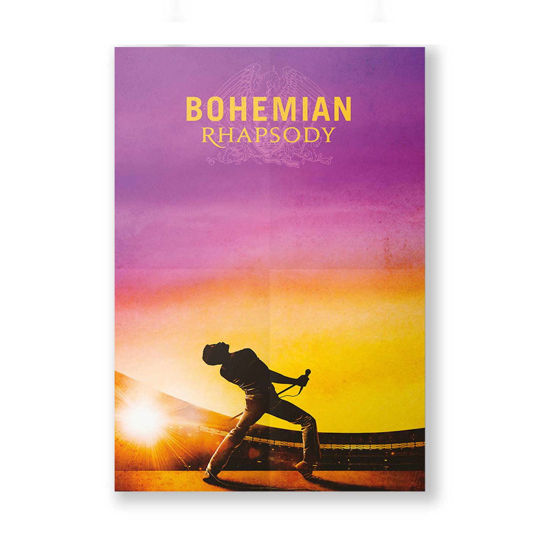 Bohemian rhapsody filme estreia